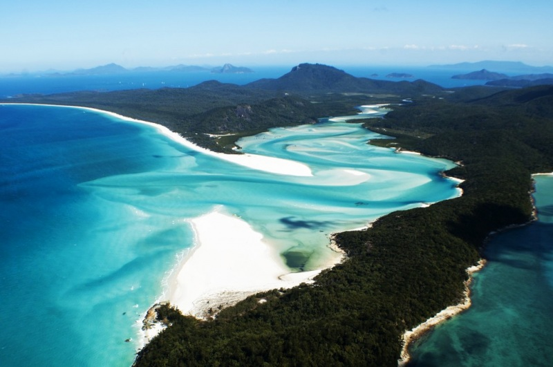 Whitehaven Beach, The Whitsundays, Australia