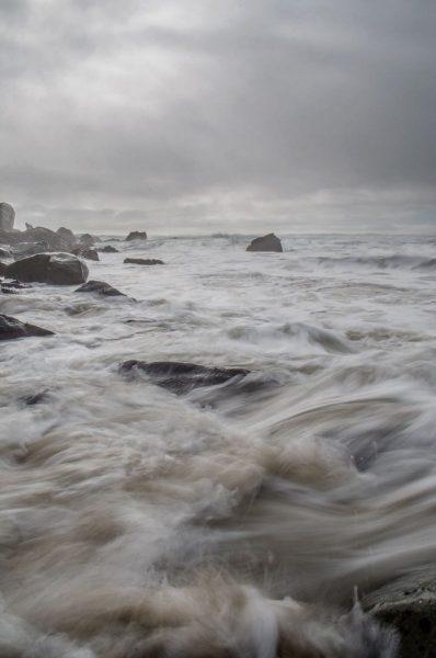 Big Sur Beach, California , America, January 2020