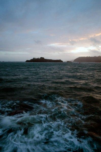 Drakes Island, Plymouth , November Locdown 2020