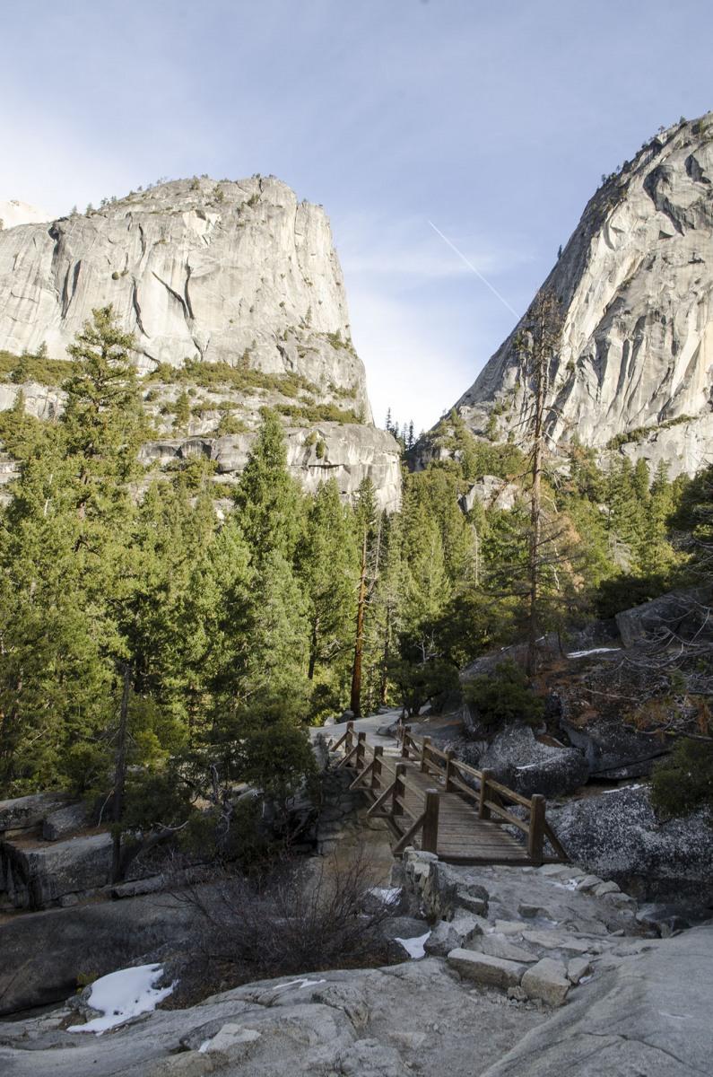 Yosemite Bridge