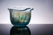 Glass bowl by Kate Howes
