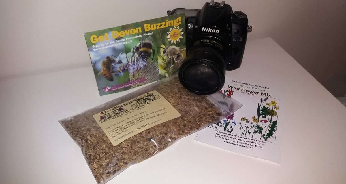 Camera and seeds