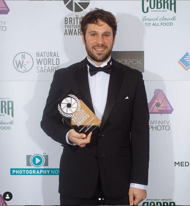 Lucien Harris The British Photographer of the Year Award Winner for Macro